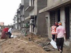 Showroom Building Construction Service
