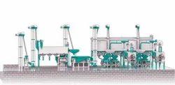 30 Ton Fully Automatic Atta Chakki Plant