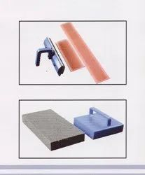 Hand Cleaning Cards & Burnishing Pads