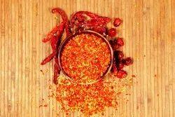 Chili Flake WSC Crushed Red Chilli Flakes