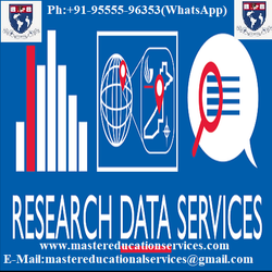 Master Educational Services-Research Paper Writing Services in India