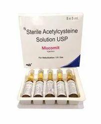 Acetylcysteine Solution Usp