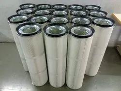 KKFS Synthetic Fiber Compressor Air Filter, For Industrial