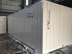 Dairy Industry Industrial Effluent Zero Liquid Discharge System, 500 m3/hour