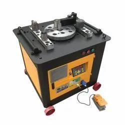 Fully Automatic Rebar Bending Machine