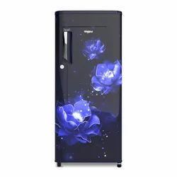 2 STAR BLACK PURPLE Whirlpool Refrigerator (215 IMPC Roy 3S Sapphire Abyss, Single Door