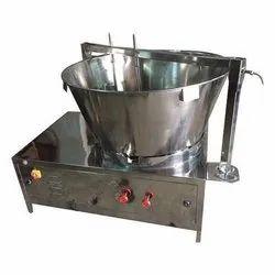 Stainless Steel Khoya Making Machine