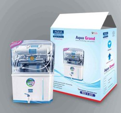 White Aqua Grand RO+UV Water Purifier, Capacity: 15L, Model Name/Number: Grand+ 15 Litre Ro +uv