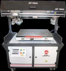 Big Jet Screen Printing Machine