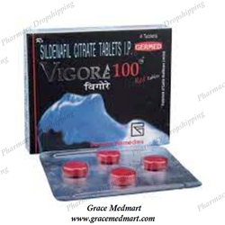Vigore 100 Mg Tablet
