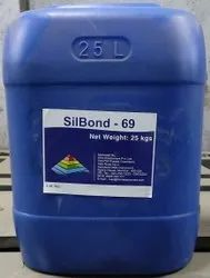 Liquid Silbond 69 (Silane Coupling Agent), Packaging Type: Can, Packaging Size: 50L