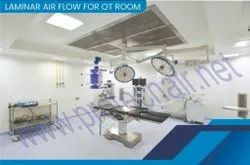 Modular Operation Theater With Laminar Air Flow System