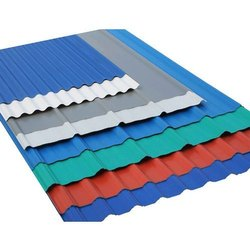 Tata Bhushan Colour Coated Roofing Sheet