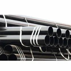 ERW Black MS Pipes