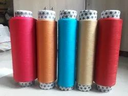 Dyed Bright Nutral 30 Kota Polyester Yarn For Weaving