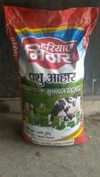 Dry Area Pashu Aahar Cattle Feed, Packaging Type: PP Bags, 45kg