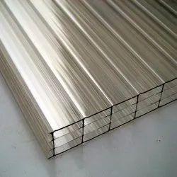 Triple Wall Polycarbonate Sheets