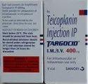 Targocid Injection 400 mg