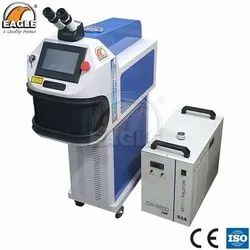 Eagle Silver Jewelry Laser Soldering Machine For Goldsmith