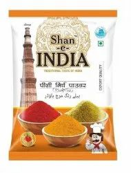 250 g Shan e India Yellow Chilli Powder, Packaging Type: Packet
