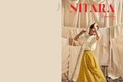 Stitch Casual Wear Nitara Sparkles Vol-6 Presents By Western Dress