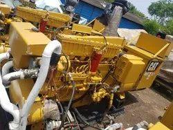 440 400 Used Caterpillar 3408 Marine Diesel Generator