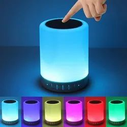 Portable Wireless Bluetooth Speaker with multicolor lights