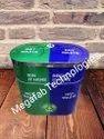Stainless Steel Duo Swing Dustbin Recycle Bin