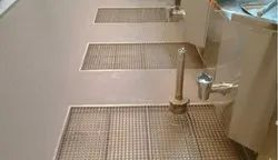 Commercial Kitchen Drain System