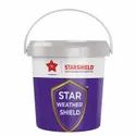 Anti Fade Cool Exterior Wall Paint- Star Weather Shield