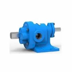 Rotary Gear Pump With Helical Gear