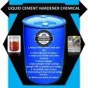 Liquid Cement Hardener Chemical
