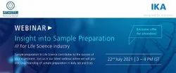 IKA Webinar - Insight into Sample Preparation