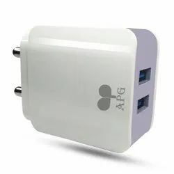 Bulle1 Charger 3.1 AMP 2 Usb