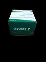 AVUSET-P Aceclofenac100mg+Paracetamol 325mg 10x10