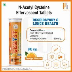 Gemyst N Acetyl Effervescent Tablet