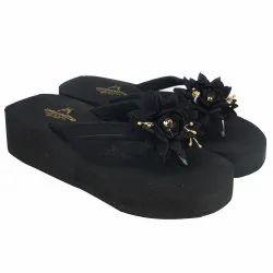 Women Daily Ladies Heel Fabrication Footwear, 5-8