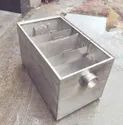 Commercial Stainless Steel Grease Trap