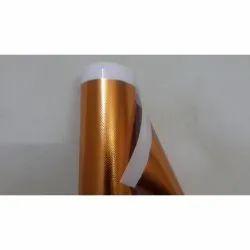 Copper Metallic Laminated Non Woven Fabric