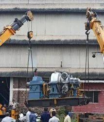 Steam Turbine Repairing Service