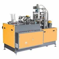 Fully Automatic Paper Glass Making Machine