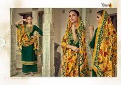 Ladies Embroidered Salwar Suit