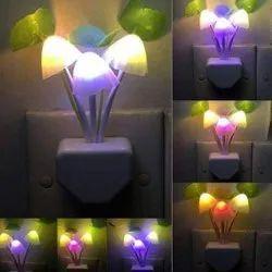 Mushroom Shape Auto Sensor Light