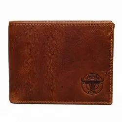 Bi Fold Men Genuine Leather Wallets