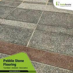 Pebble Stone Flooring