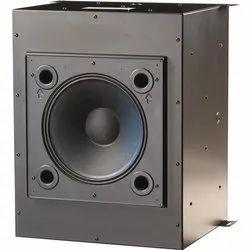2.1 White QSC Speaker, 300W
