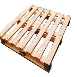 Industrial Packaging Wooden Pallet
