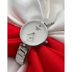 Women Tissot Chrono Working Wrist Watch