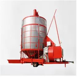 PORTABLE AND MOVABLE SEED DRYER