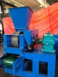 Mineral Powder 3 Phase BRIQUETTING MACHINE, Production Capacity: >2000 kg/hr, Automation Grade: Automatic